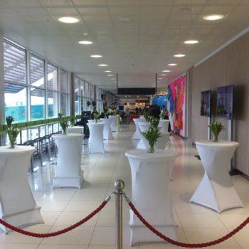 VIP invigning Landvetter flygplats