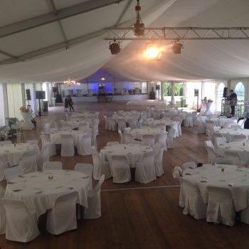Runda bord för 600 gäster