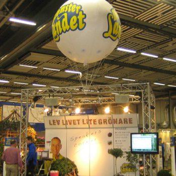 Blomsterlandets Sverigeturné
